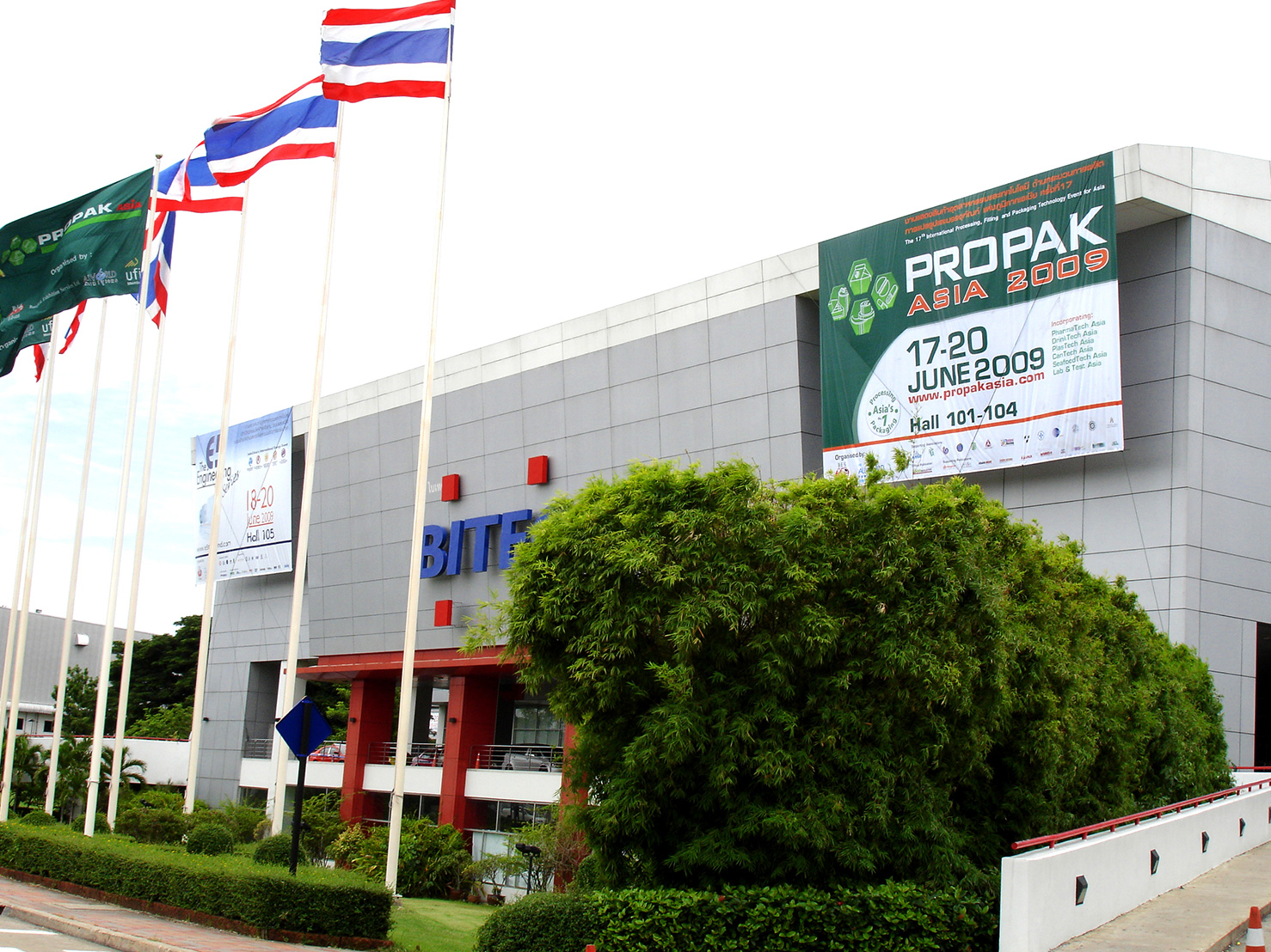 Propak Asia 2009