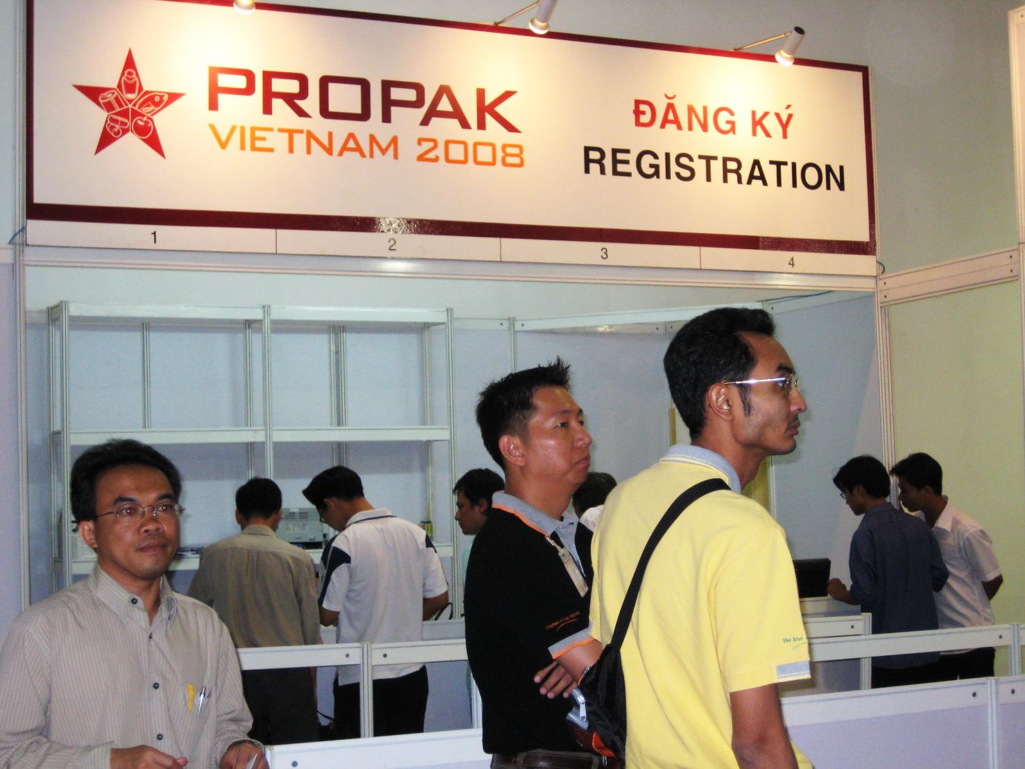 Propak Vietnam 2008