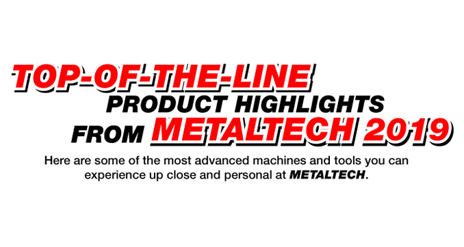 Cutting Edge Machines That Are Revolutionising The Industry, Now At METALTECH