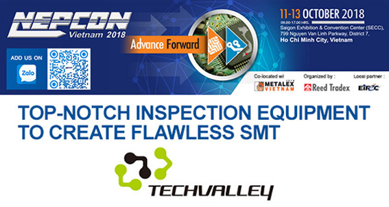Techvalley: Top-notch Inspection Equipment for Flawless SMT