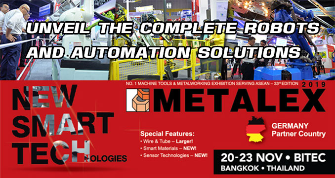 Unveil the Complete Robots and Automation Solution