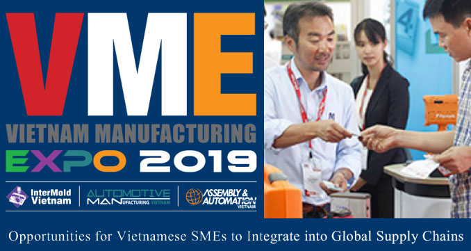 Opportunities for Vietnamese SMEs to Integrate into Global SupplyChains