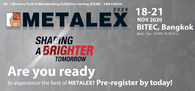 Are you ready to experience the best of METALEX? Pre-register by today!