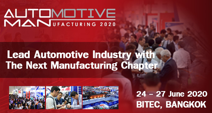 Lead Automotive Industry with the Next Manufacturing Chapter