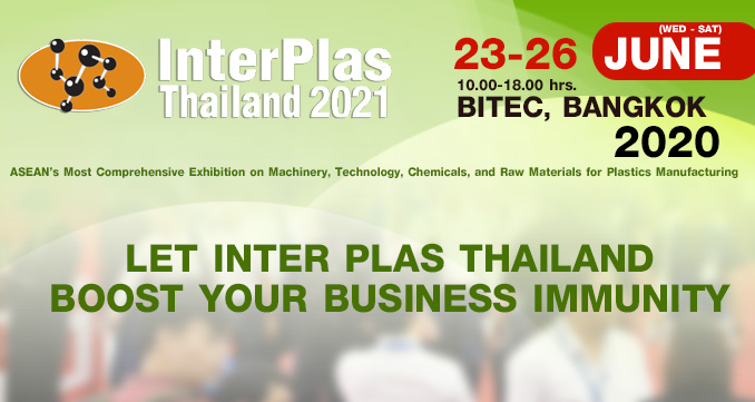 Let InterPlas Thailand Boost Your Business Immunity