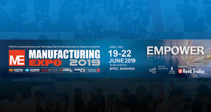 Manufacturing Expo 2019 to Empower Productivity in 4.0 Era.