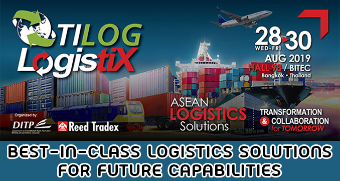 Best-in-class Logistics Solutions for Future Capabilities