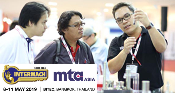 Building on opportunities presented at INTERMACH & MTA 2019, 8-11 May, BITEC Bangkok