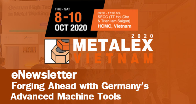 Forging Ahead with Germany Advanced Machine Tools