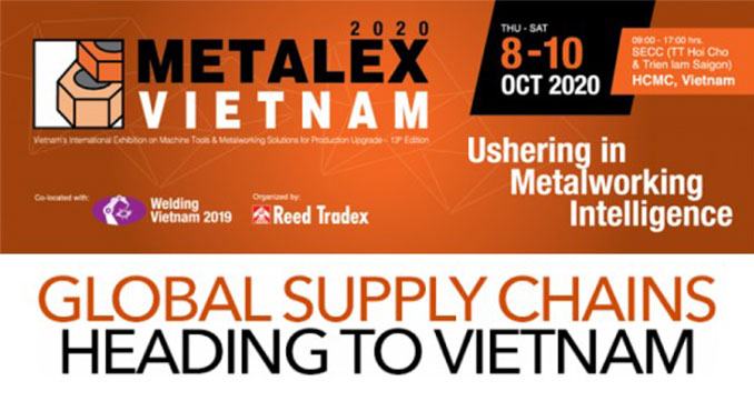 Global Supply Chains Heading to Vietnam