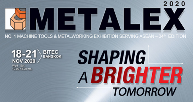 Shaping a Brighter Tomorrow at METALEX 2020