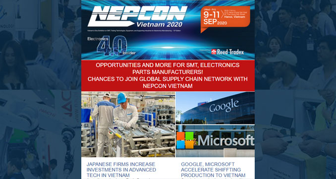New Trends For Investment And Factory Location In Electronics Manufacturing