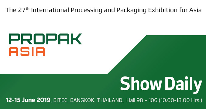 ProPak Asia 2019 Show Daily