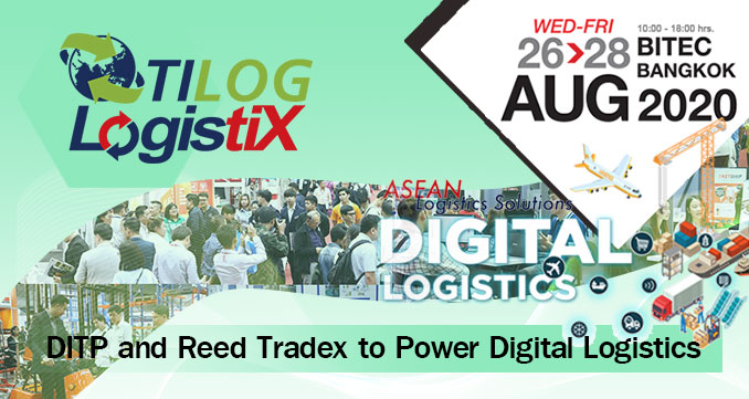 DITP and Reed Tradex to Power Digital Logistics