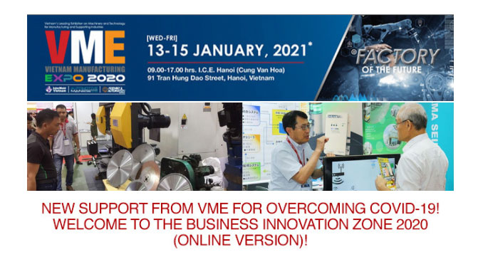 VME Survey For Business Innovation Zone 2020 Is Open Now
